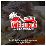 Mifflin's House Restaurant Logo